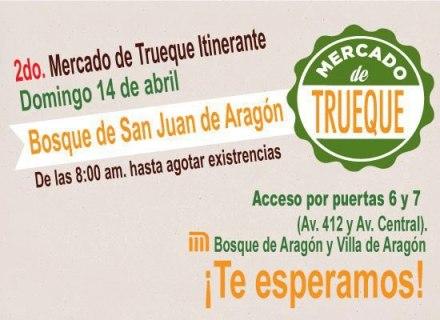 tIANGUIS TRUEQUE 2
