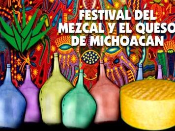 festival mezcal queso michoacan
