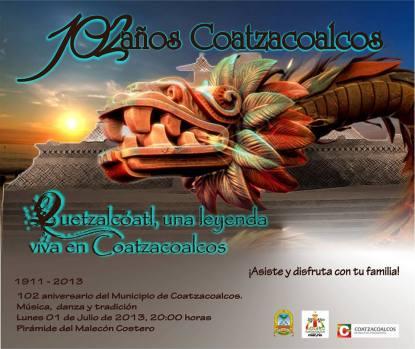 102 años Coatzacoalcos