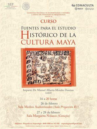 fuentes maya