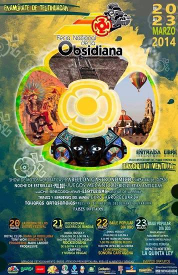 Feria Nacional de la Obsidiana