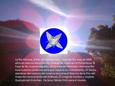 Caminata olmeca 2014