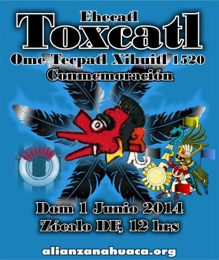 TOXCATL 2014