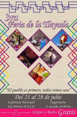 3ra Feria de la Tlayuda