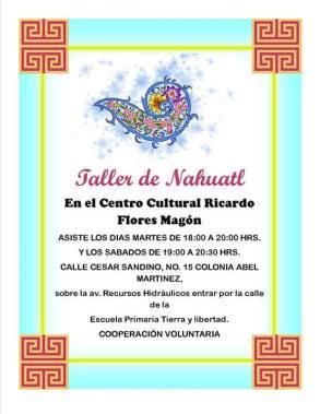 Taller de Nahuatl