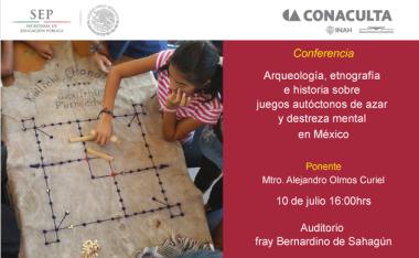 Arqueología, Etnografía e Historia Sobre Juegos Autóctonos de Azar y Destreza Metal en México
