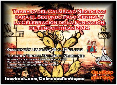 Fundación Calmecac Trabajo