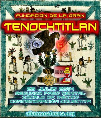 Fundacion Tenochtitlan final