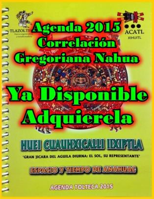 Agenda 2015 VENTA