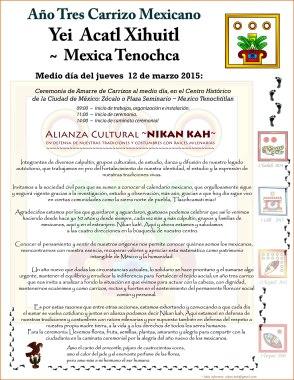 Año 2015 - 3 Carrizo -marzo12