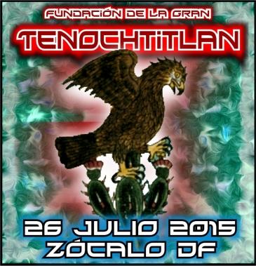 Fundacion Tenochtitlan 2015 Perfil