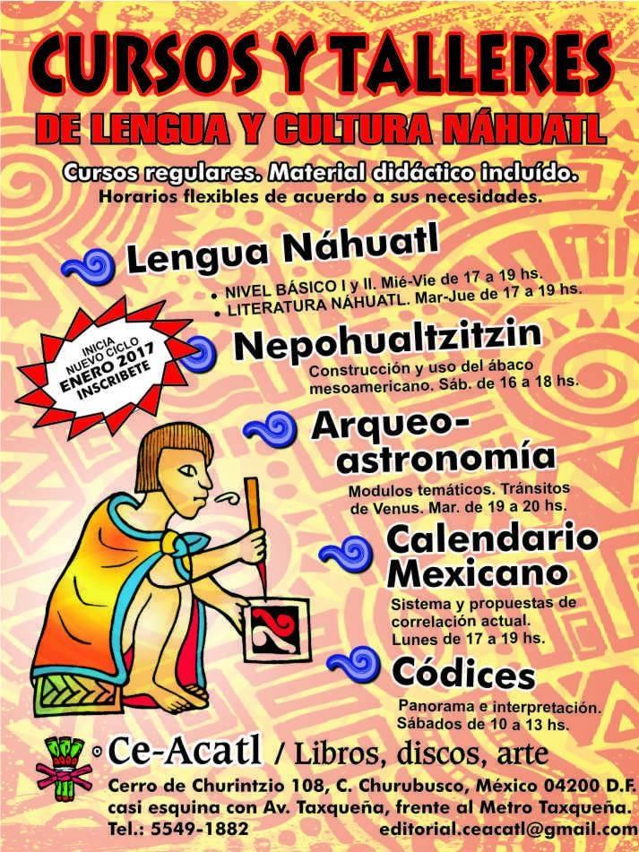 Nepohualtzintzin Alianza Anahuaca