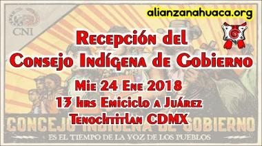 Consejo Indígena de Gobierno