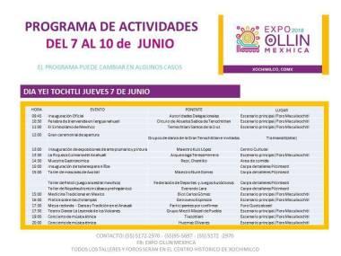 Expo Ollin Mexhica