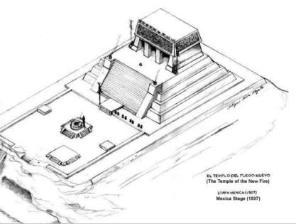 Templo del Fuego Nuevo