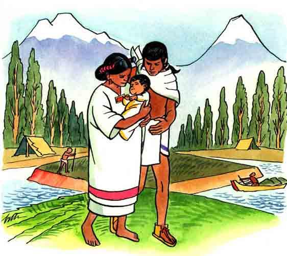 familia azteca