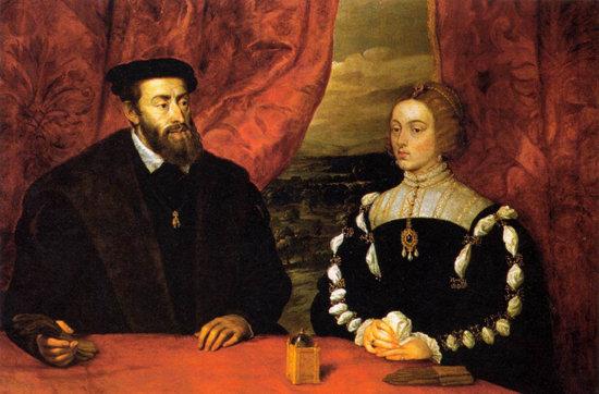 España NO EXISTÍA como país en 1519 cuando Hernán Cortés llegó a México.