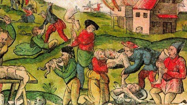 canibalismo europeo