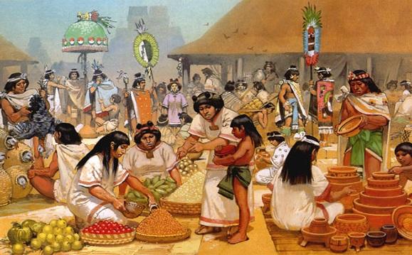 tianguis-azteca