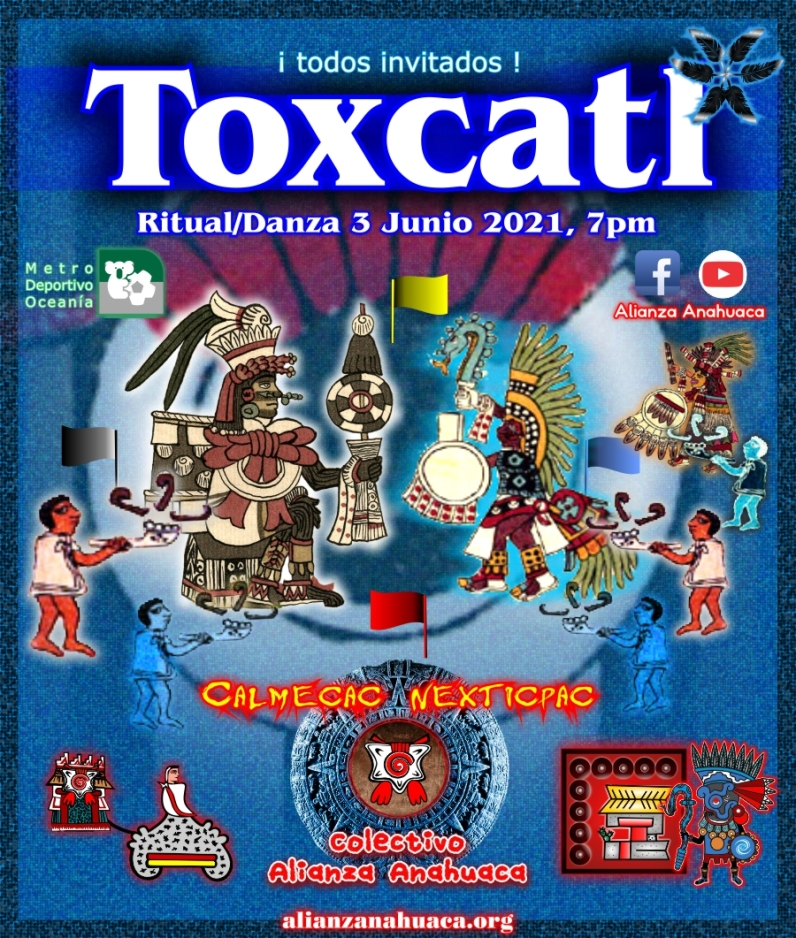 Toxcatl Calmecac Nexticpac