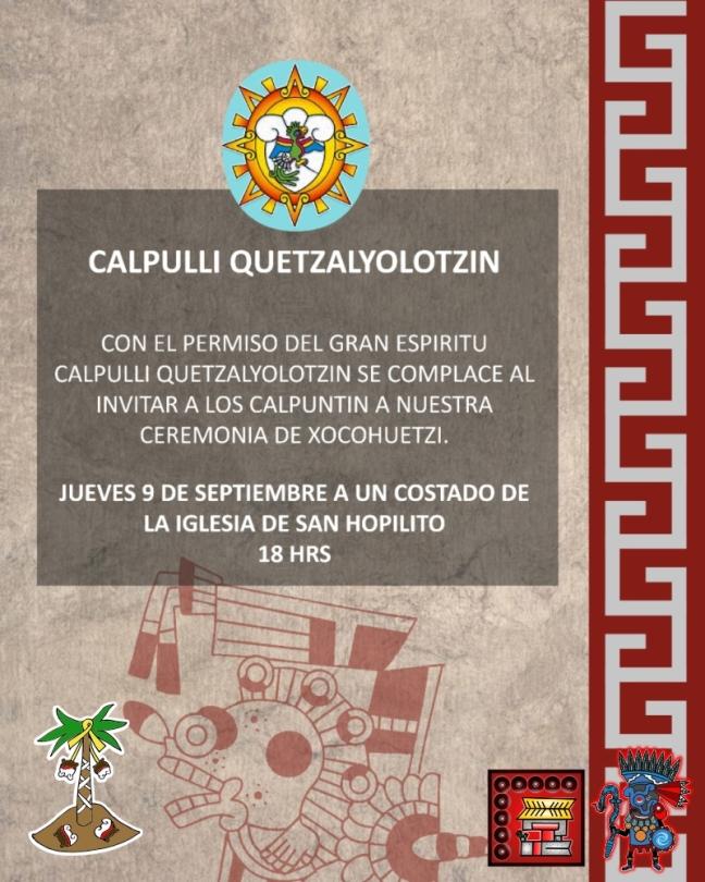 Xocohuetzi Quetzalyolotzin